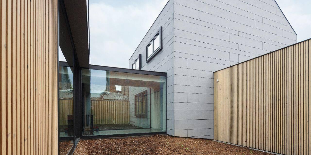 Quel matériau choisir pour son bardage de façade?
