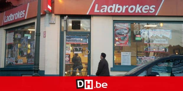 Etablissement de paris Ladbrokes.