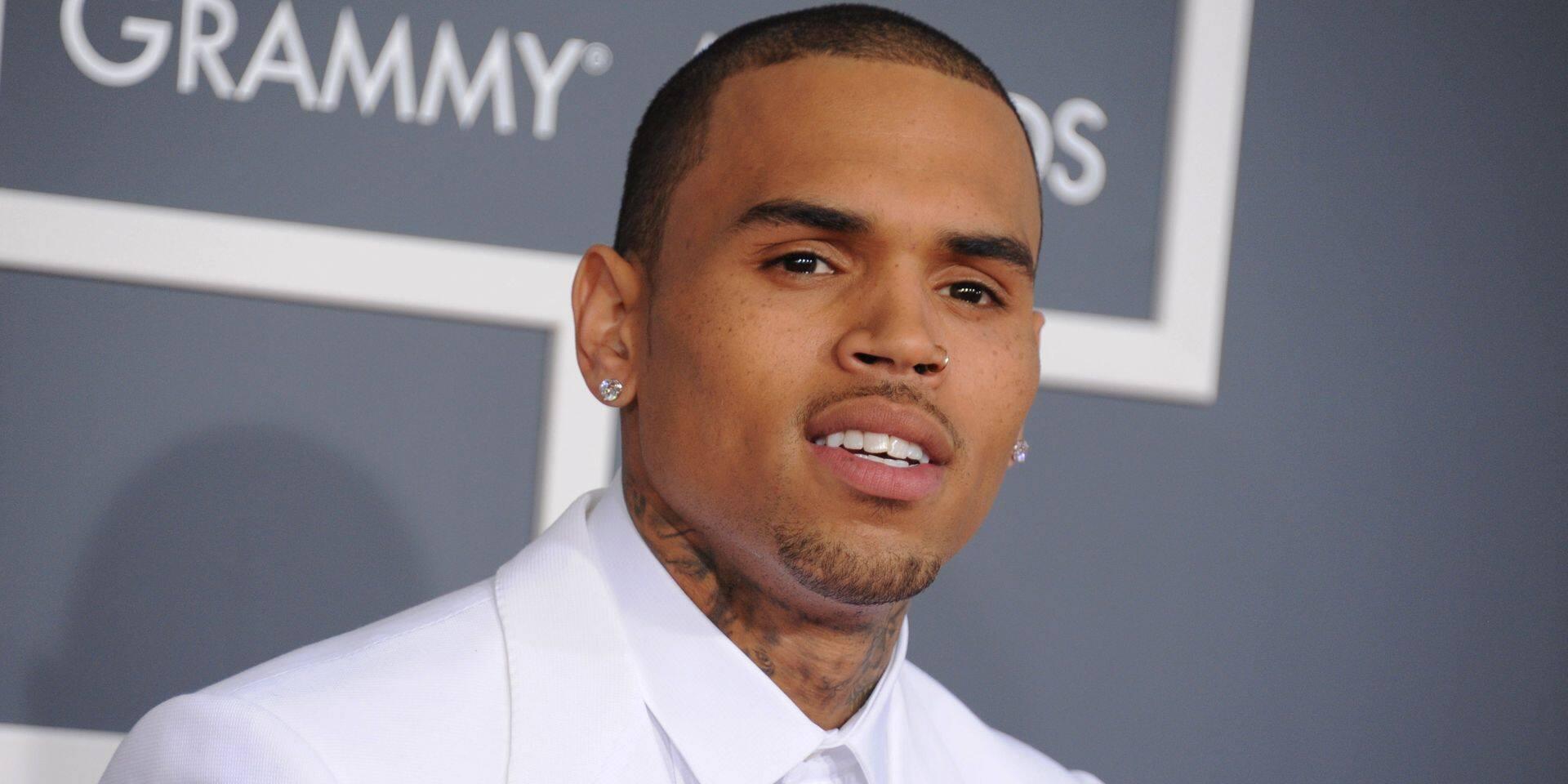 Accusé de viol, le chanteur Chris Brown se défend sur Twitter