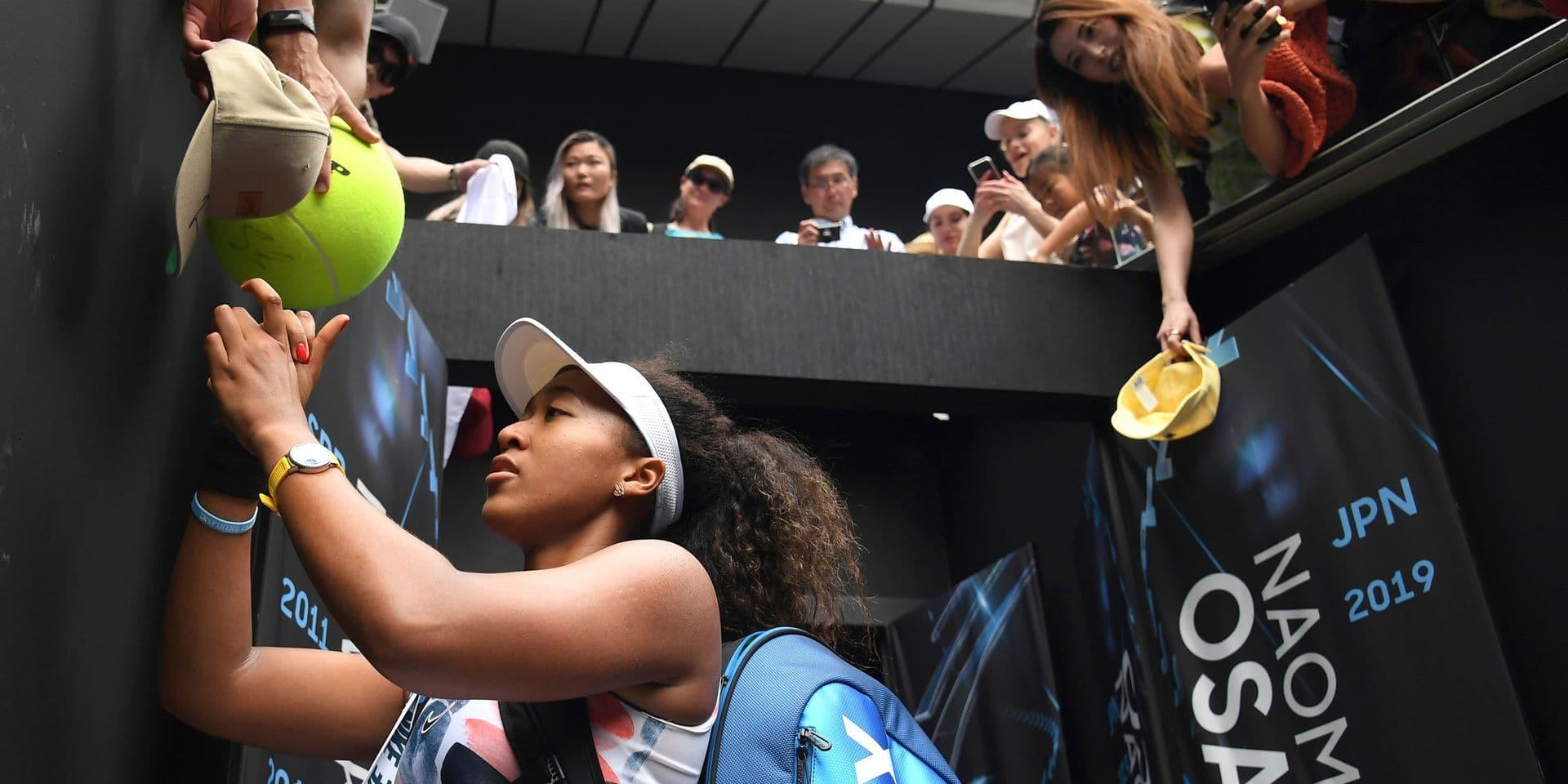 Les sportives les mieux payées sont des joueuses de tennis: plus de 37 millions pour Osaka en un an