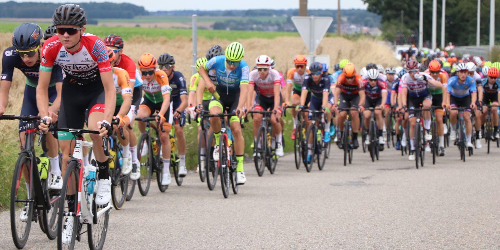 Les étapes du Tour de Liège 2022