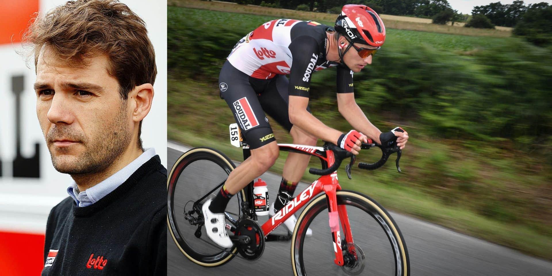 "L'avis de Maxime Monfort sur la quatrième étape: ""La Vuelta 2020 a transformé Brent Van Moer"""