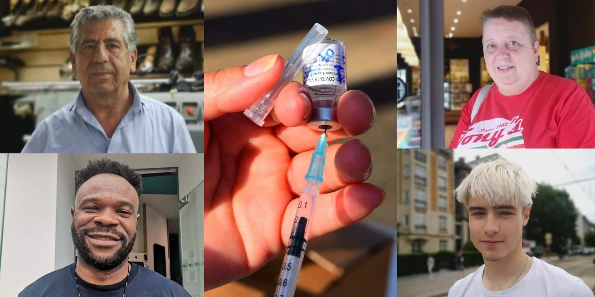 """""""Pour protéger les autres"""", """"trop radical"""", """"une évidence"""": ce que vous pensez de la vaccination obligatoire du personnel soignant"""