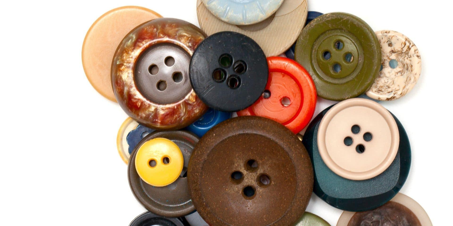 Nos objets ont une histoire : d'où vient vraiment le bouton ?