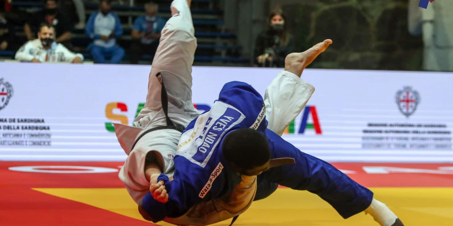 """Yves Ndao dresse le bilan de son Mondial juniors : """"Je dois me montrer plus pro et enchaîner après une défaite"""""""