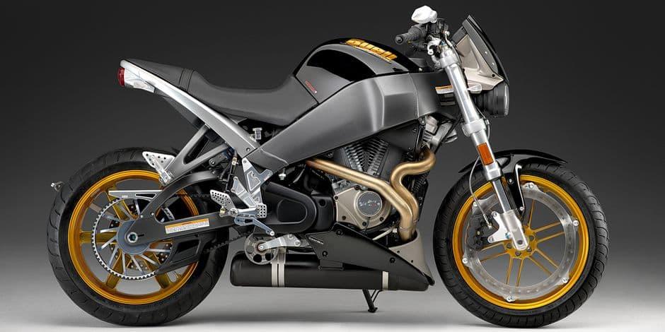 Le fabricant de motos Buell renaît !