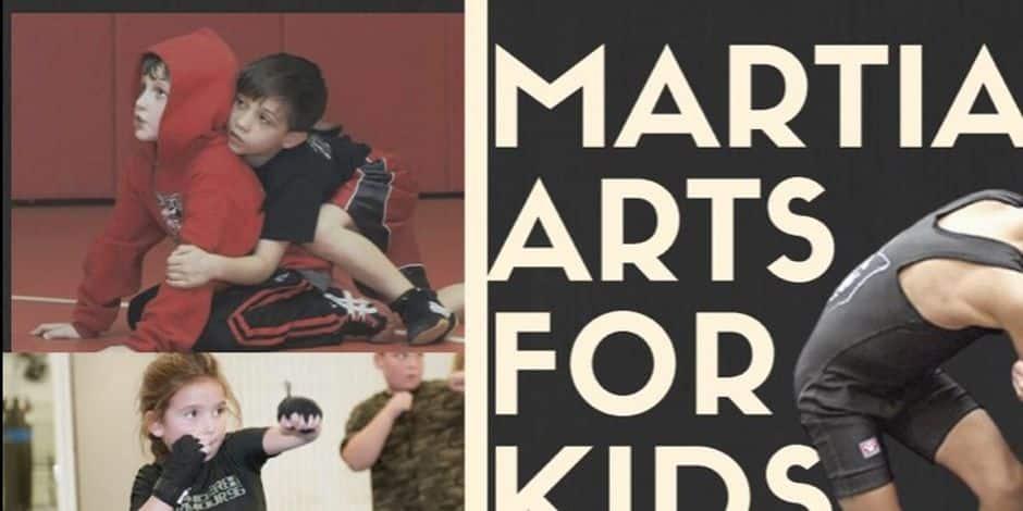 Des cours de lutte pour enfants dès 3 ans