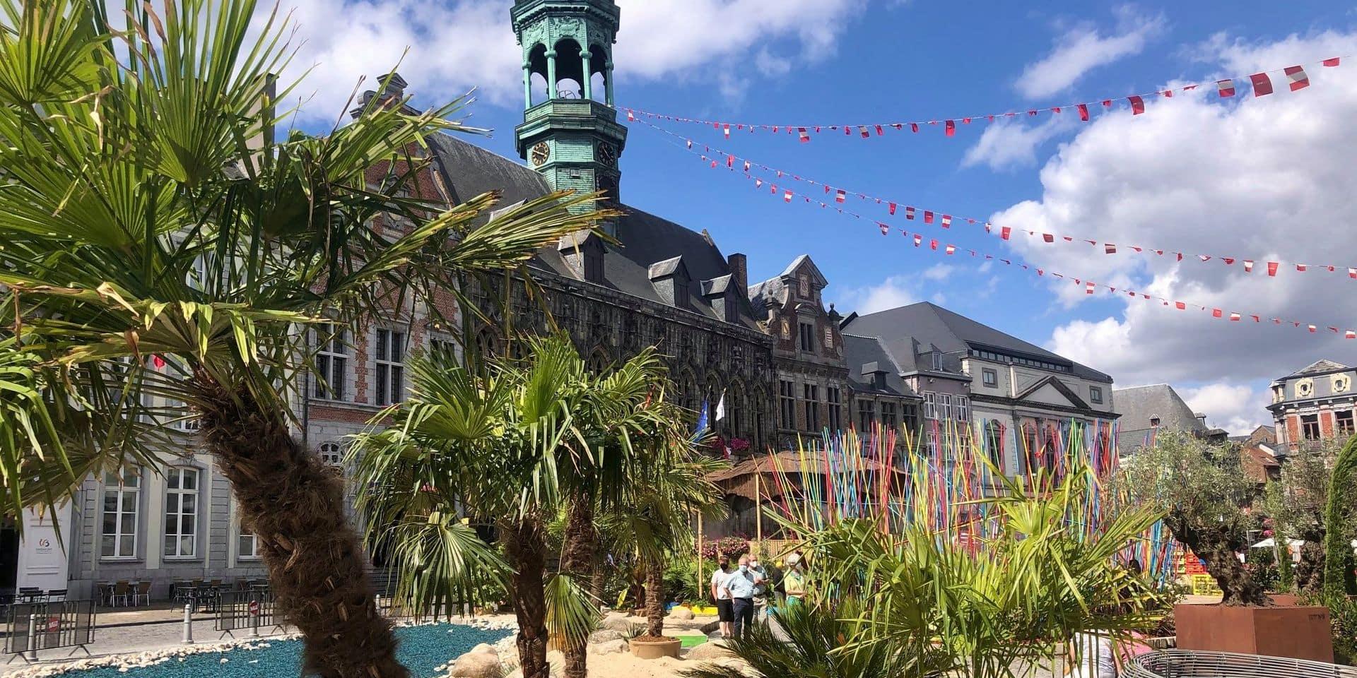 Destination Mons: La Cité du Doudou passe en mode vacances