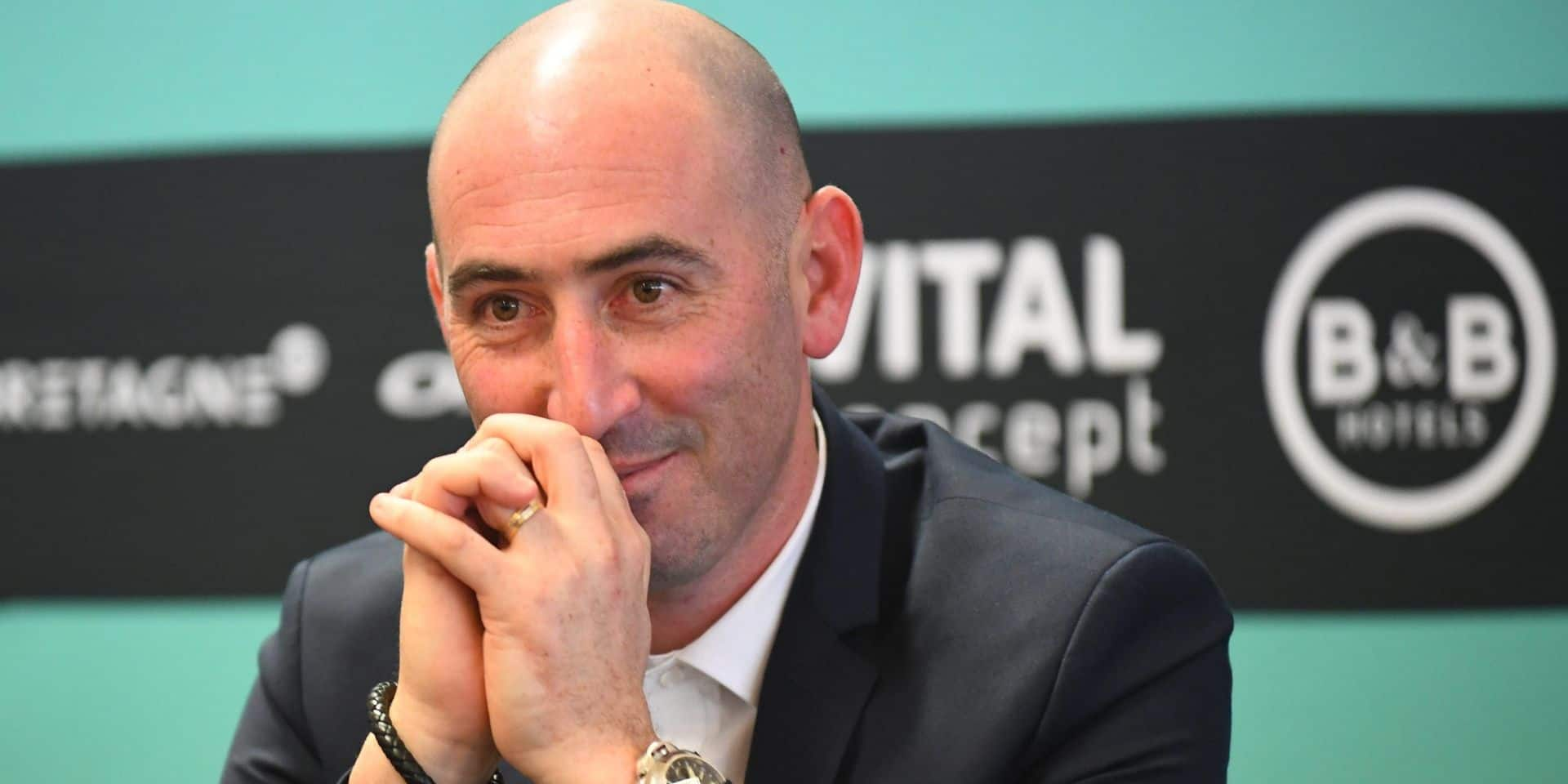 """Jérôme Pineau apprend que son équipe ira au Tour, il fond en larmes: """"Une émotion énorme"""""""