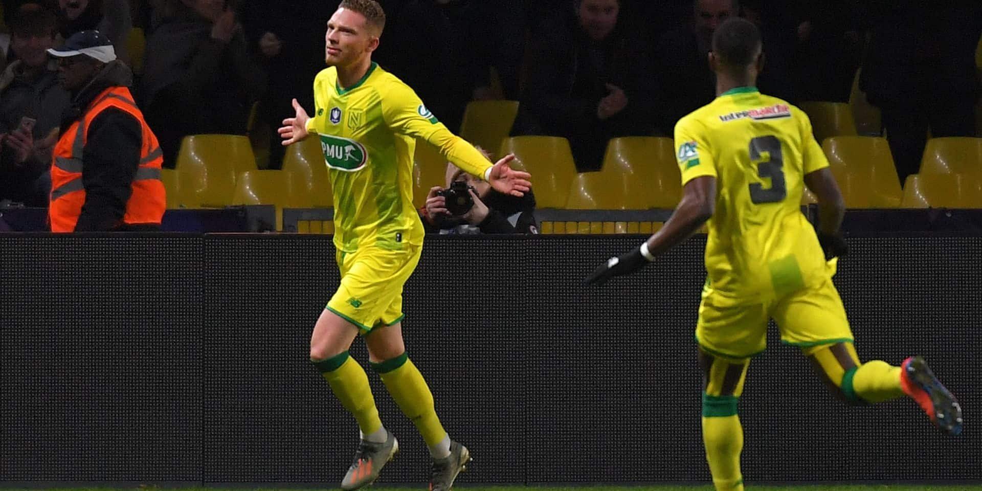 """Renaud Emond veut en découdre en Ligue 1 et se livre sur le nouveau Standard: """"Frustré de ne pas avoir pu montrer ce que je vaux"""""""