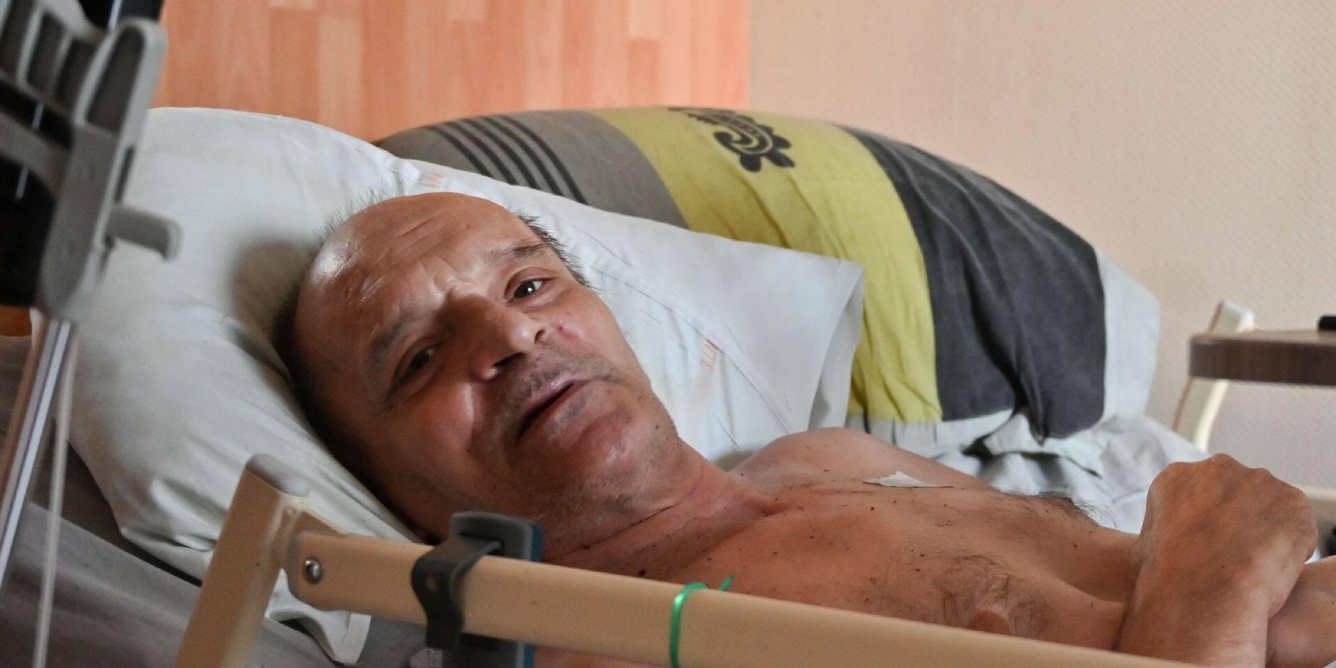 Alain Cocq, qui voulait se laisser mourir, accepte de se réalimenter !