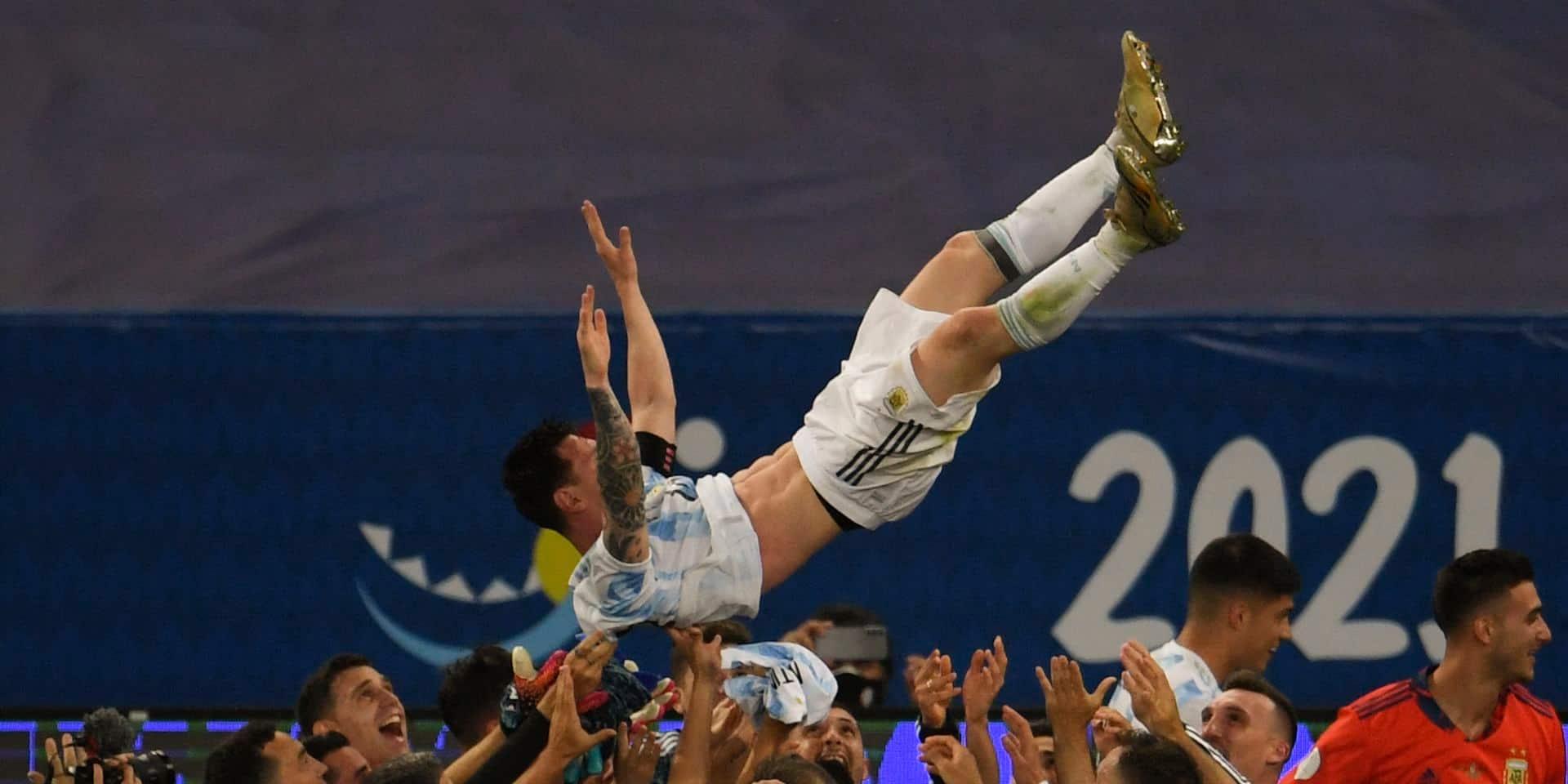 """""""J'avais besoin de gagner pour me débarrasser de cette épine dans le pied"""": les belles confidences de Messi après sa victoire en Copa America"""