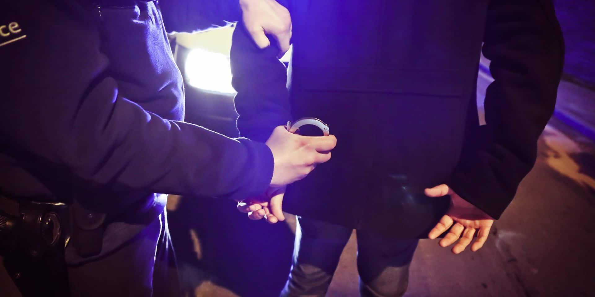 Jemappes : Intervention d'une unité spéciale pour un homme menaçant sabre à la main