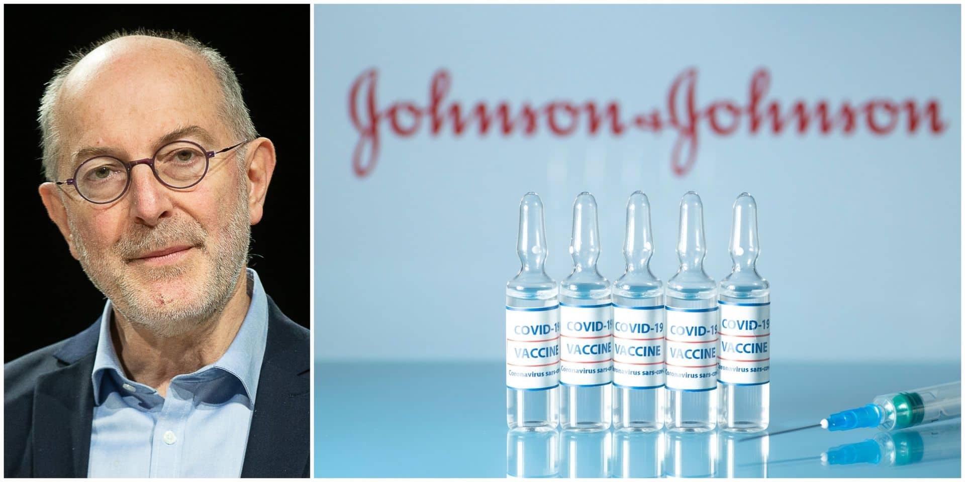 """Le vaccin Johnson & Johnson en passe d'être autorisé en Europe: """"Une dose et les gens sont vaccinés. C'est fantastique"""""""