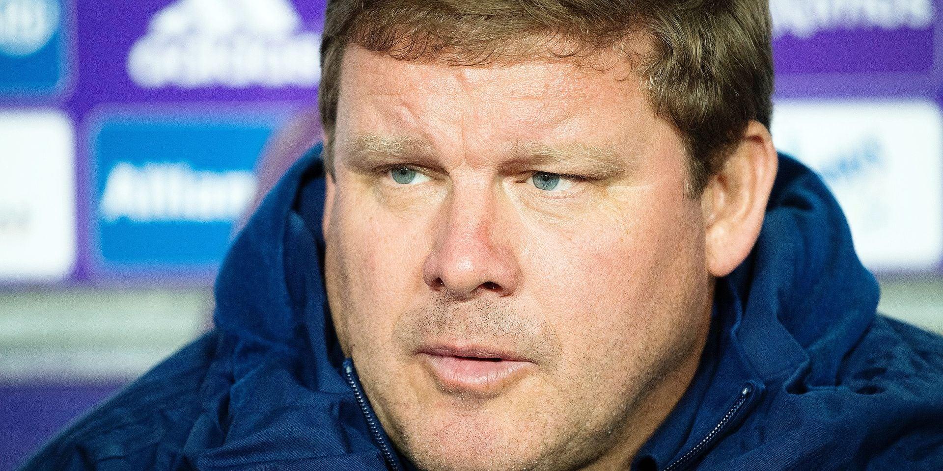 Clash entre Vanhaezebrouck et les fans à Anderlecht: voici pourquoi le public sera toujours gagnant