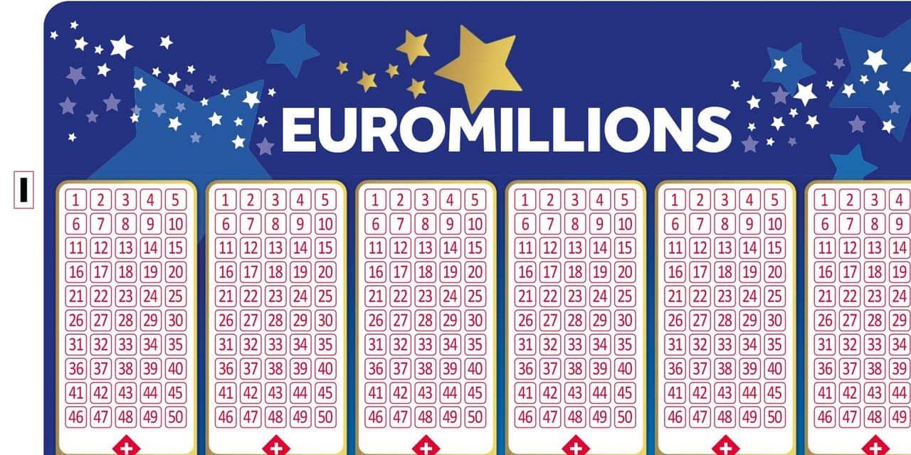 Nouveautés à l'Euromillions : un mégajackpot à 250 millions, mais vous allez gagner moins !