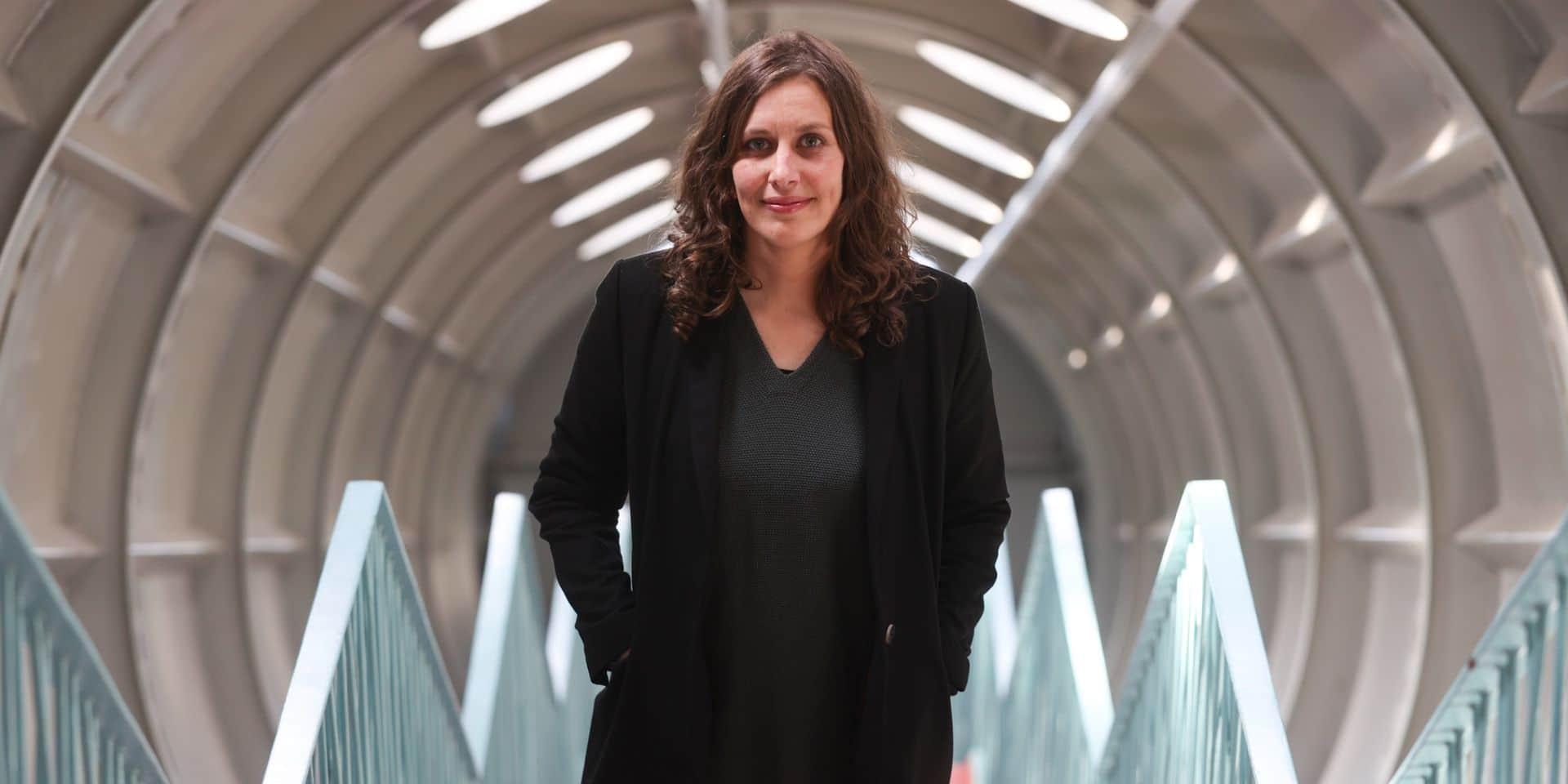 Julie Almau Gonzalez, nouvelle directrice de l'Atomium