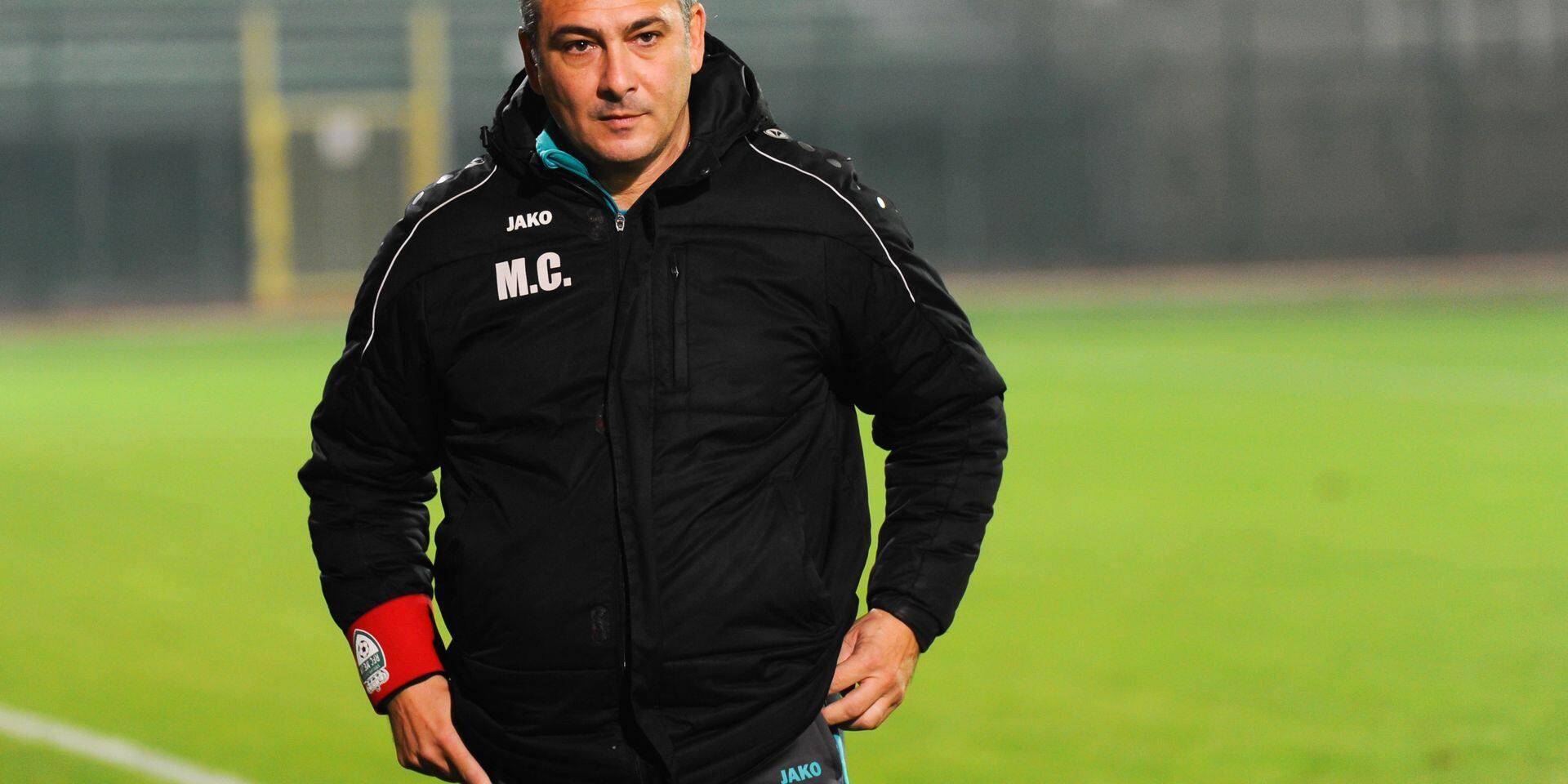 Marco Casto, choix n°1 pour remplacer Zoran Bojovic, a refusé le poste à l'Union Namur