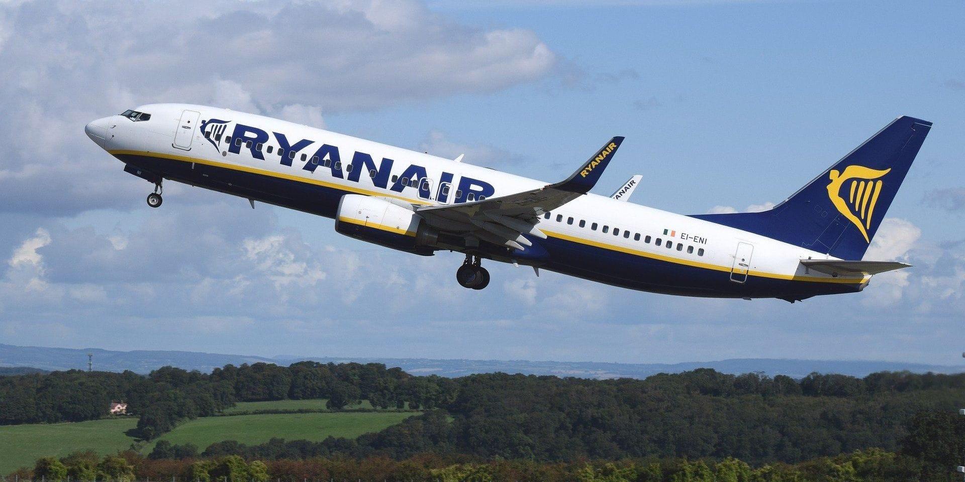 L'offre folle de Ryanair: envolez-vous pour 5 €!