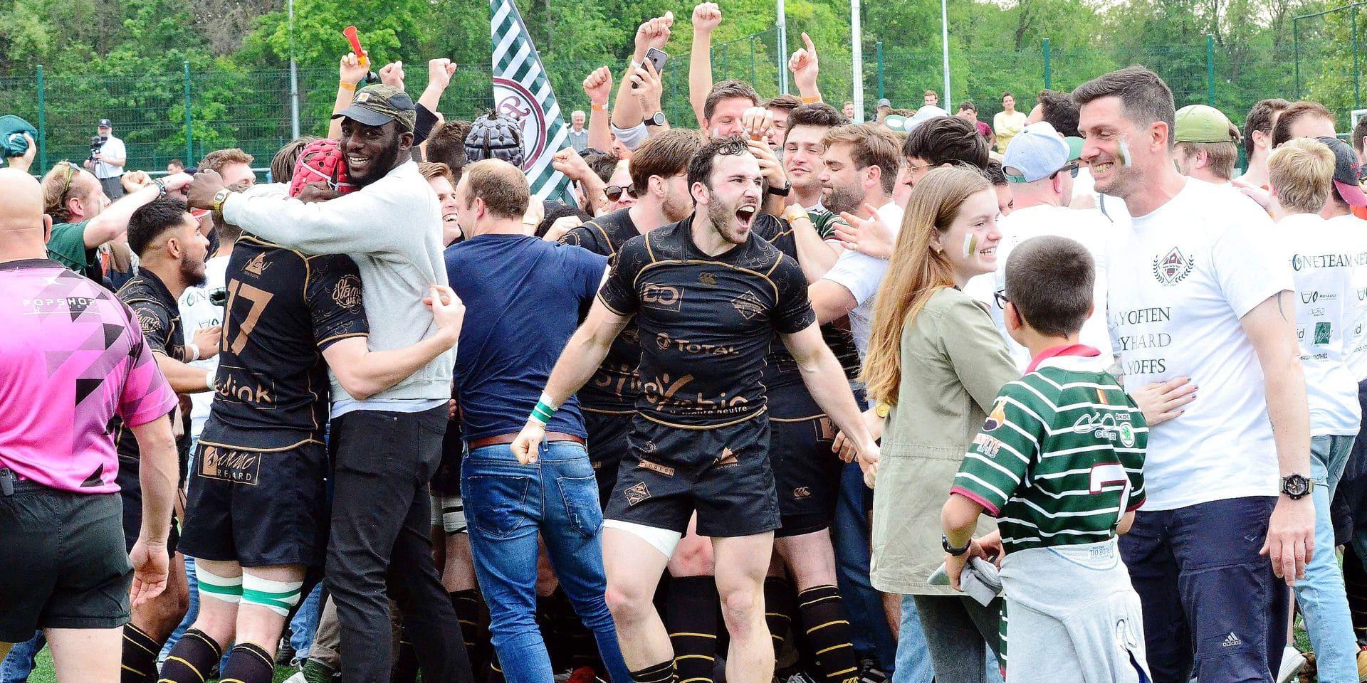 """La Hulpe champion de Belgique: """"Rester au sommet !"""""""