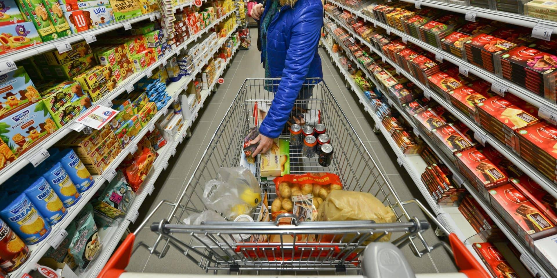 Touche pas à mon supermarché !