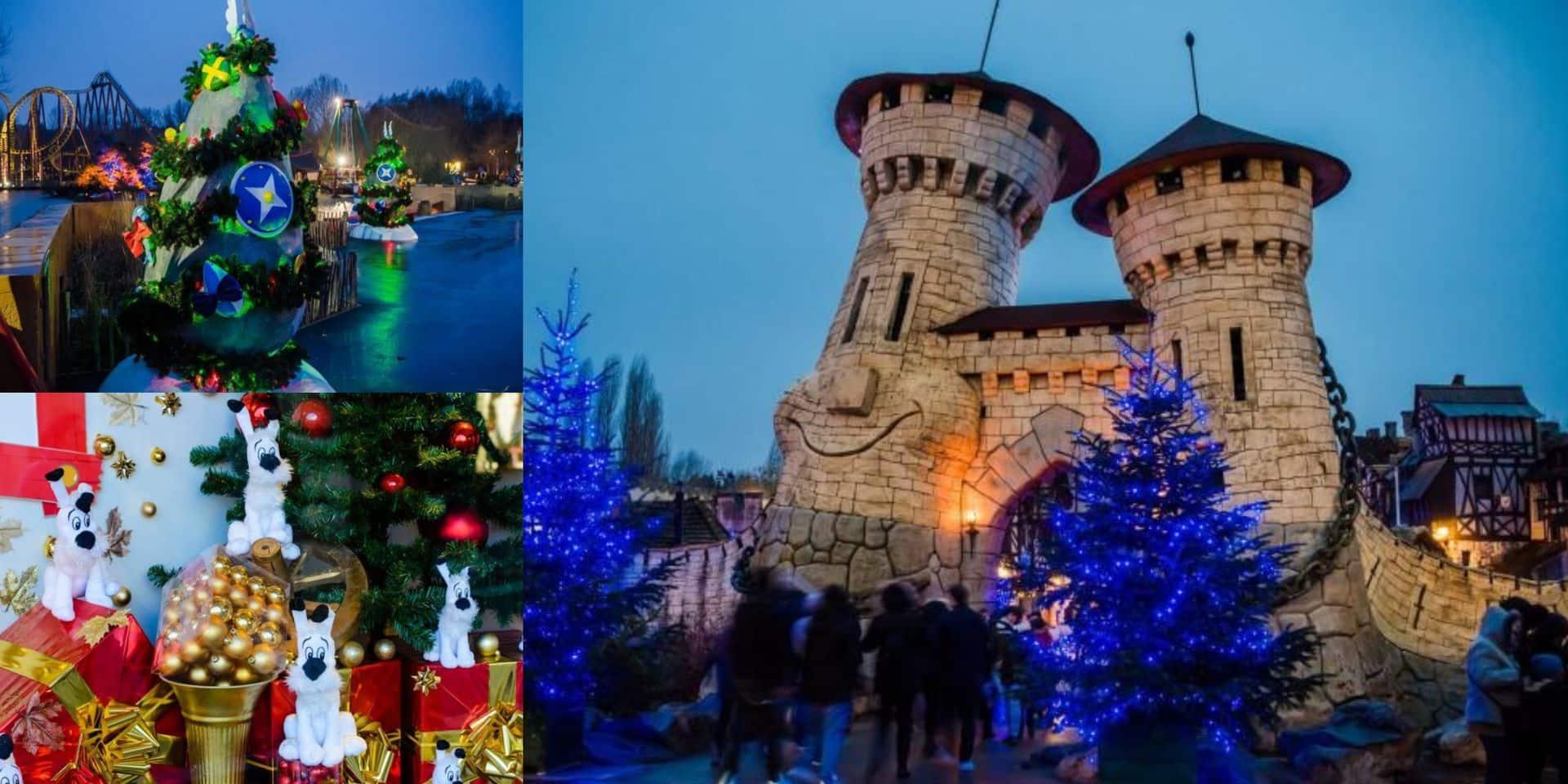 Le Parc Astérix ouvert pendant les fêtes : une première en 30 ans