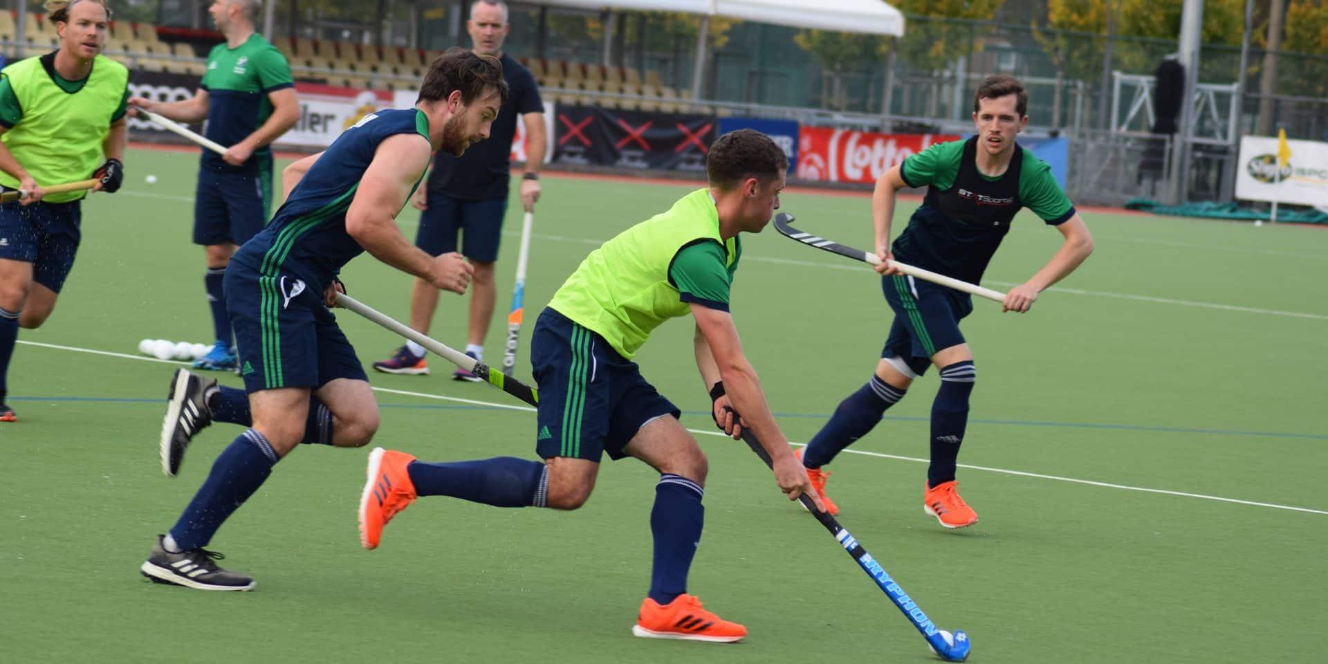 Hockey : Les 1 500 places de Belgique - Irlande de ce mardi à Wavre ont été vendues en 4 jours !