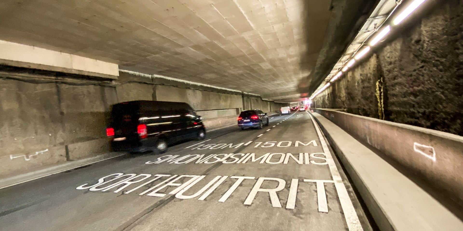 Renommer le tunnel Léopold II : le MR s'indigne du procédé engagé par la majorité