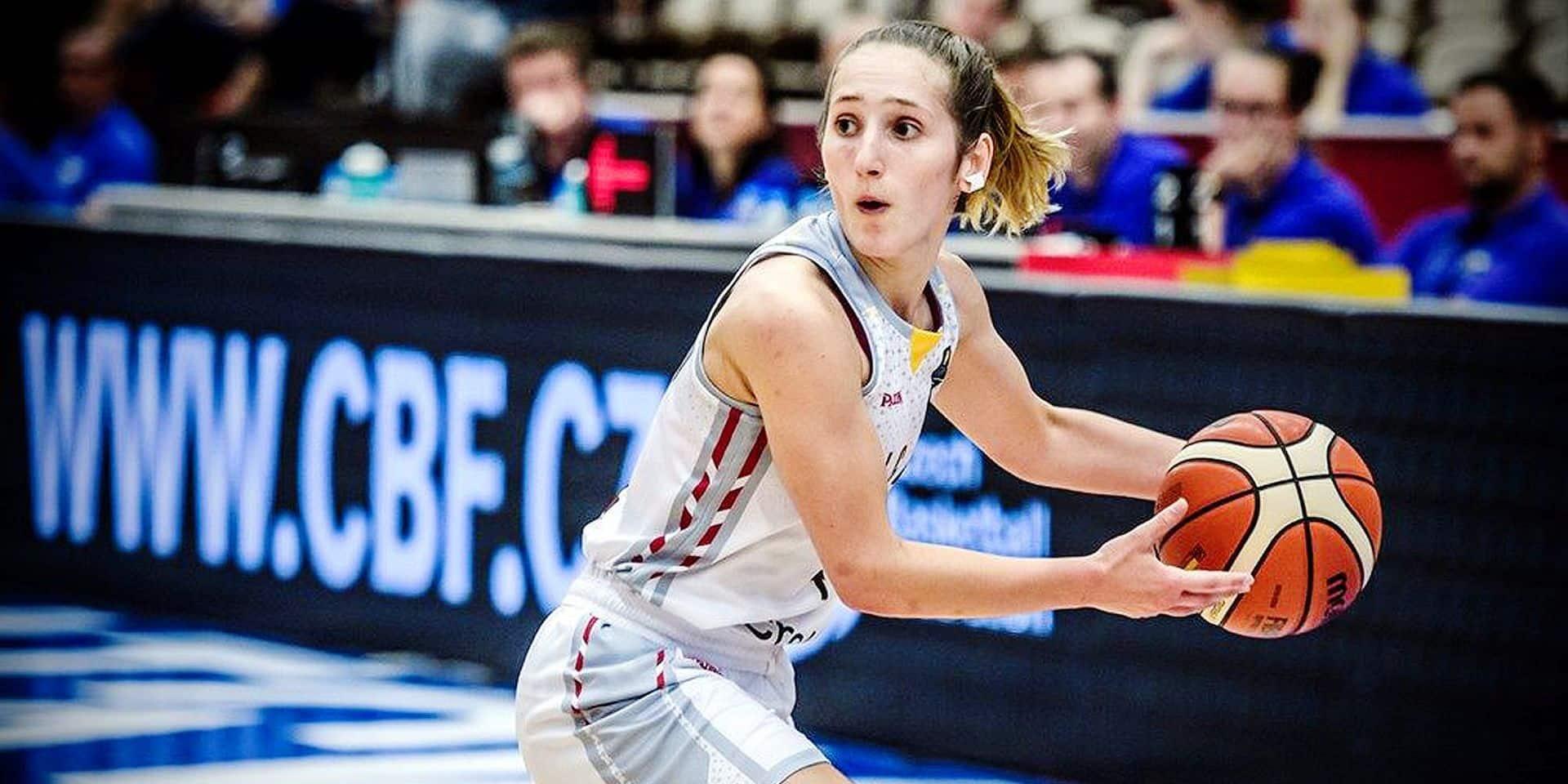 """La Framerisoise Emeline Leblon a terminé 4e de l'Euro et du Mondial: """"Quelle expérience enrichissante"""""""