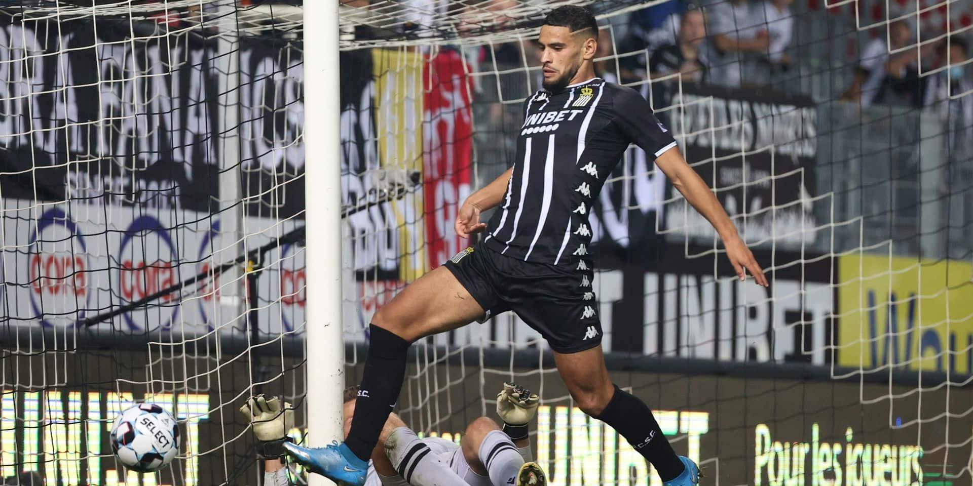 """Van der Elst encense Zorgane: """"La maturité d'un joueur de 28 ans"""""""