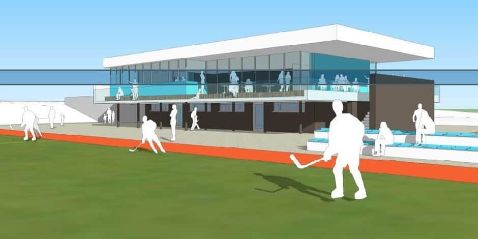 Nouvelles infrastructures en vue pour le club de hockey d'Arlon