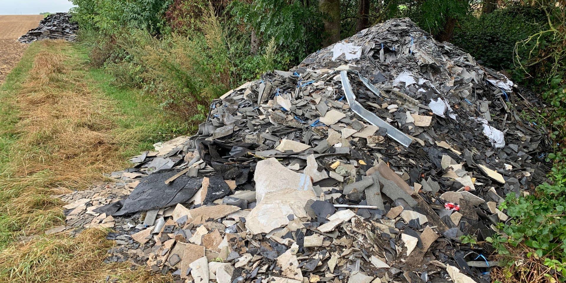 La lutte contre les dépôts clandestins va encore s'intensifier à Nivelles