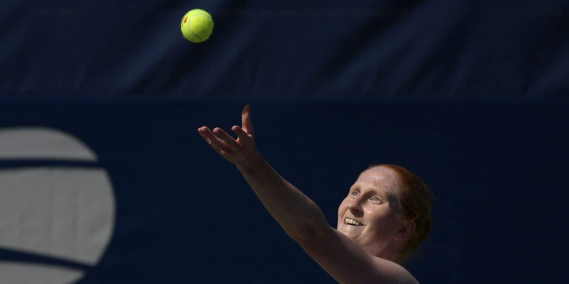 WTA Istanbul: Alison Van Uytvanck s'incline au 2e tour