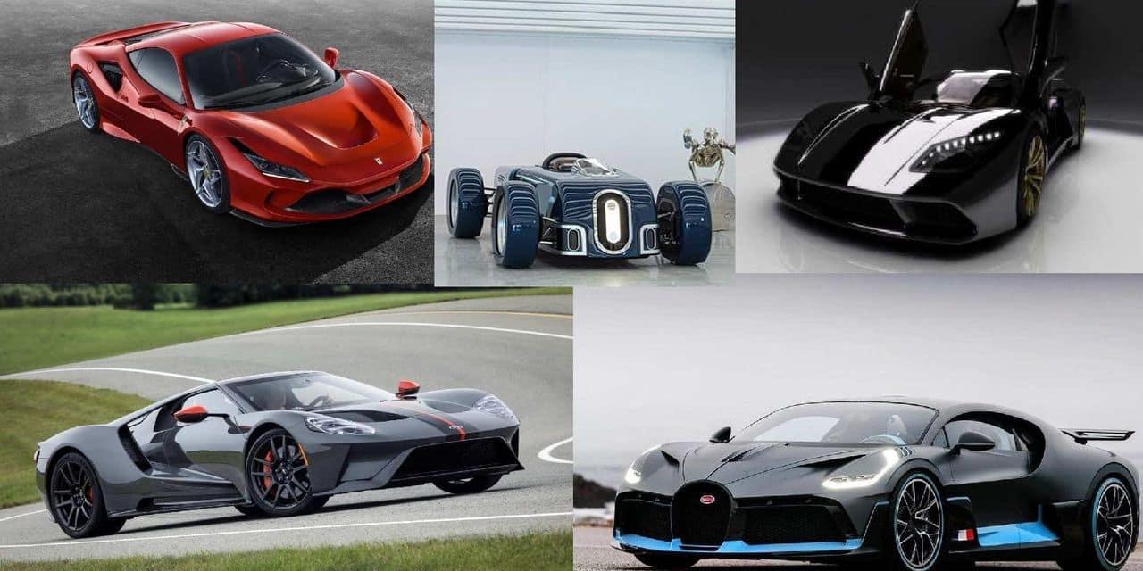 Quelle est la voiture de vos rêves ?