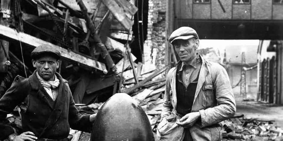 Namur : les dossiers des dommages de guerre bientôt consultables aux Archives de l'État