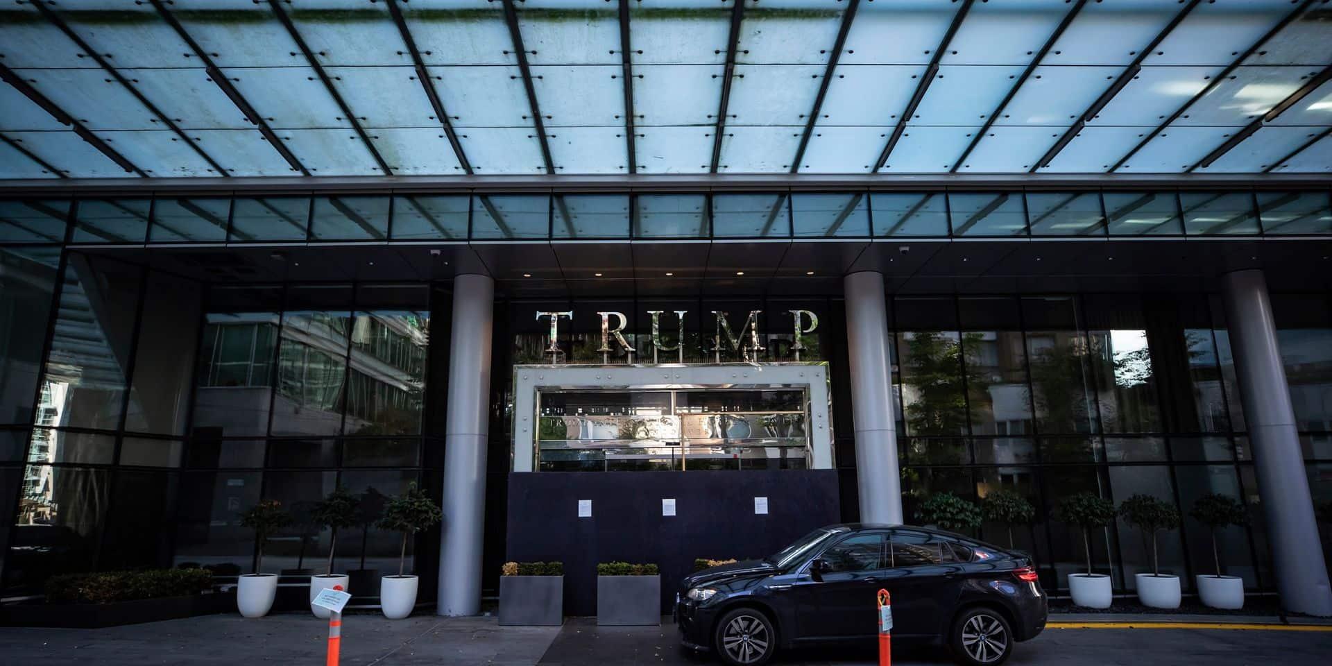 Après trois ans seulement, le détesté hôtel Trump de Vancouver fait faillite
