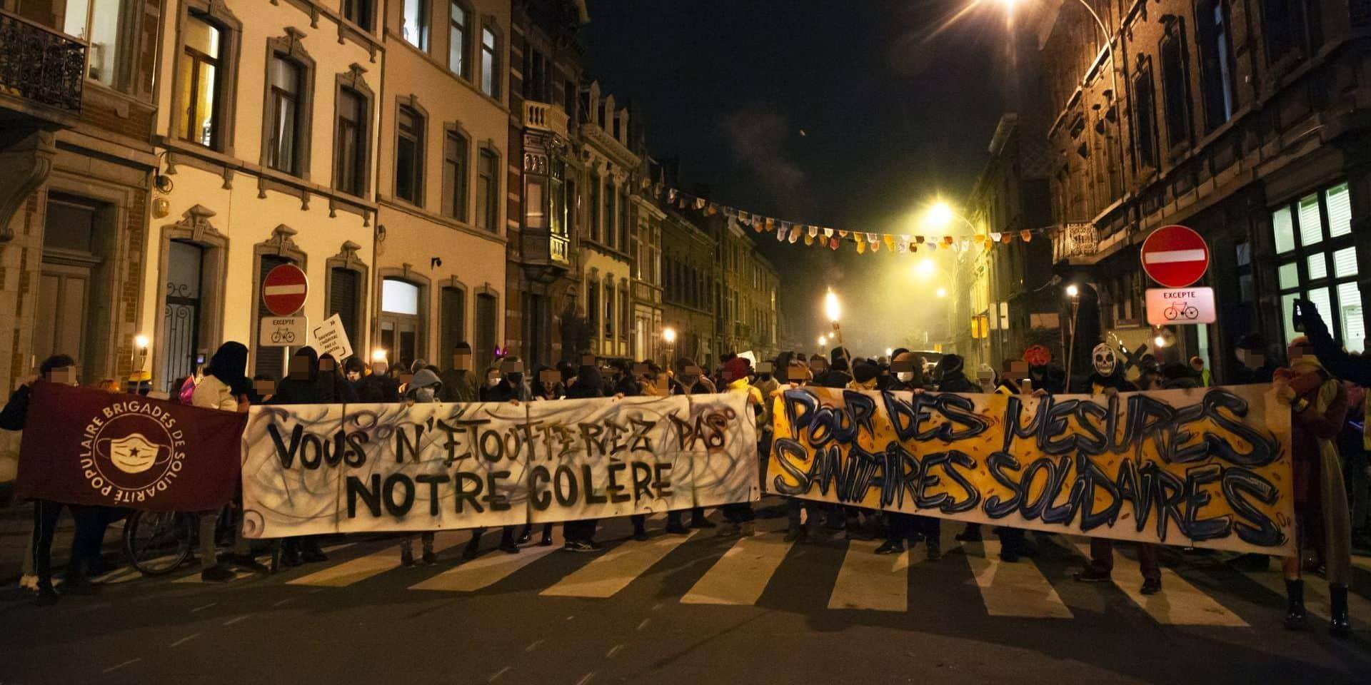 Liège: ils en appellent une nouvelle fois à la désobéissance !