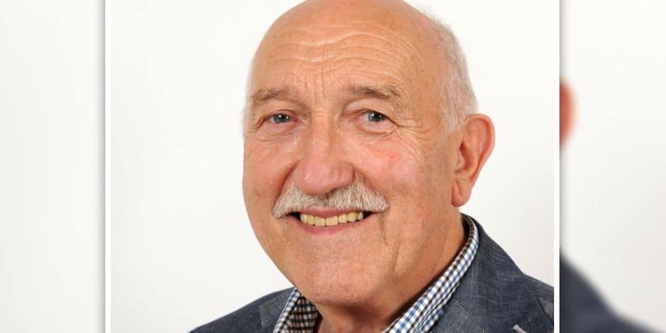Willy Dutry, impliqué dans la vie communale de Braine-l'Alleud depuis 50 ans, est décédé du coronavirus