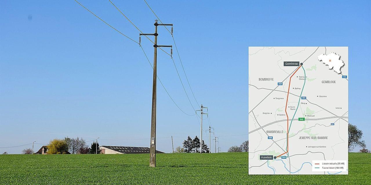 Un projet de ligne électrique souterraine : le chantier pourrait débuter en 2021 et durerait moins d'un an