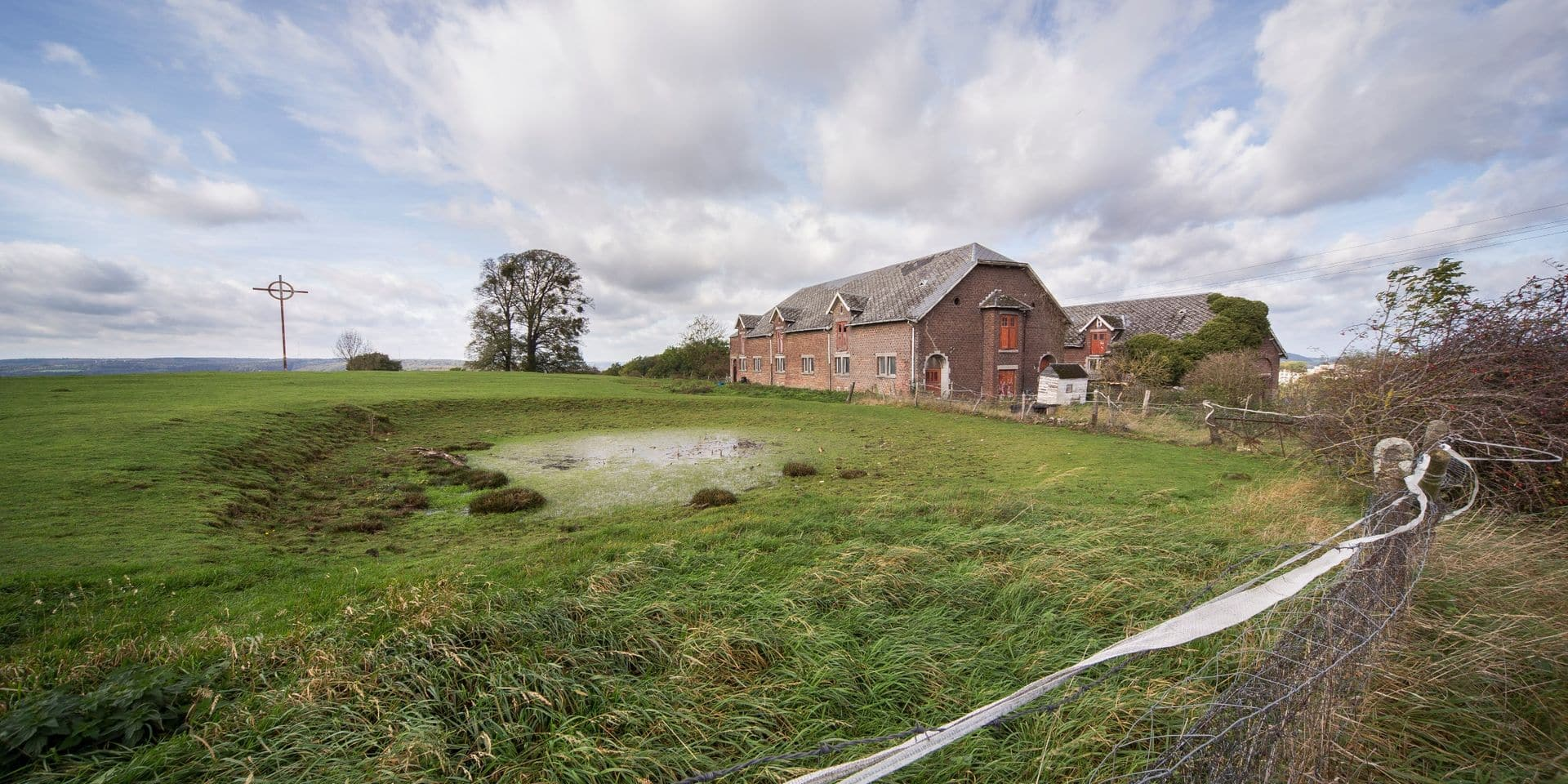 Transformation de la ferme Sainte-Anne (Ry Ponet) : Liège défavorable !