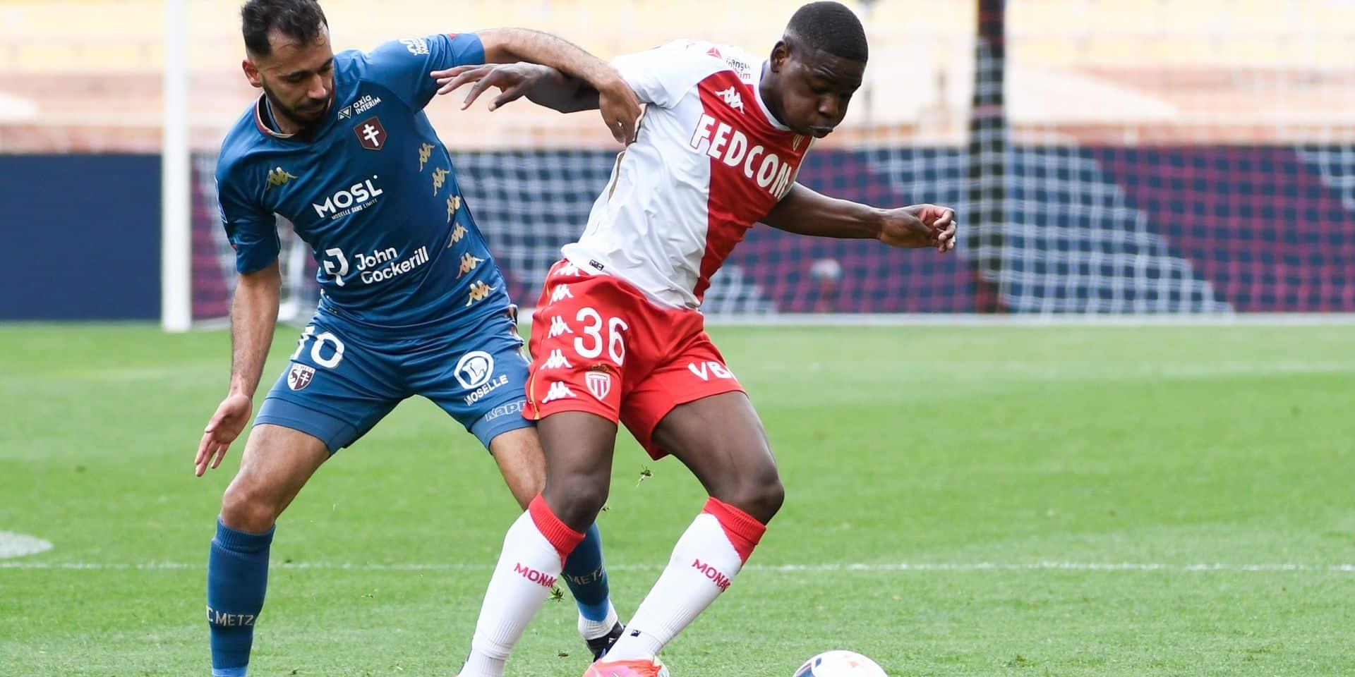 AS Monaco v FC Metz - Ligue 1 Uber Eats