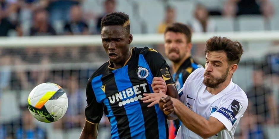 Transfert record pour le Club de Bruges: Kossounou vers Leverkusen pour 30 millions d'euros