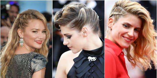 La tresse, la coiffure star de Cannes - La DH