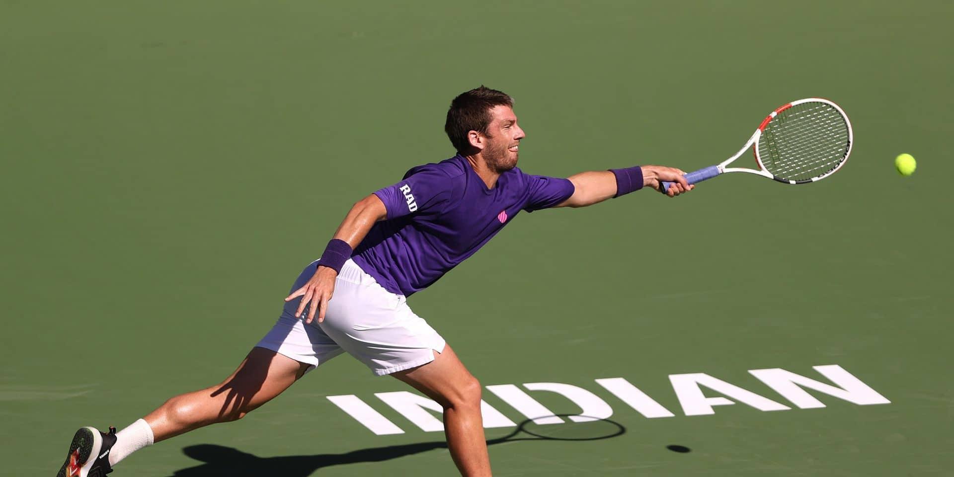 ATP Indian Wells: Cameron Norrie, impitoyable pour Diego Schwartzman, est le premier demi-finaliste