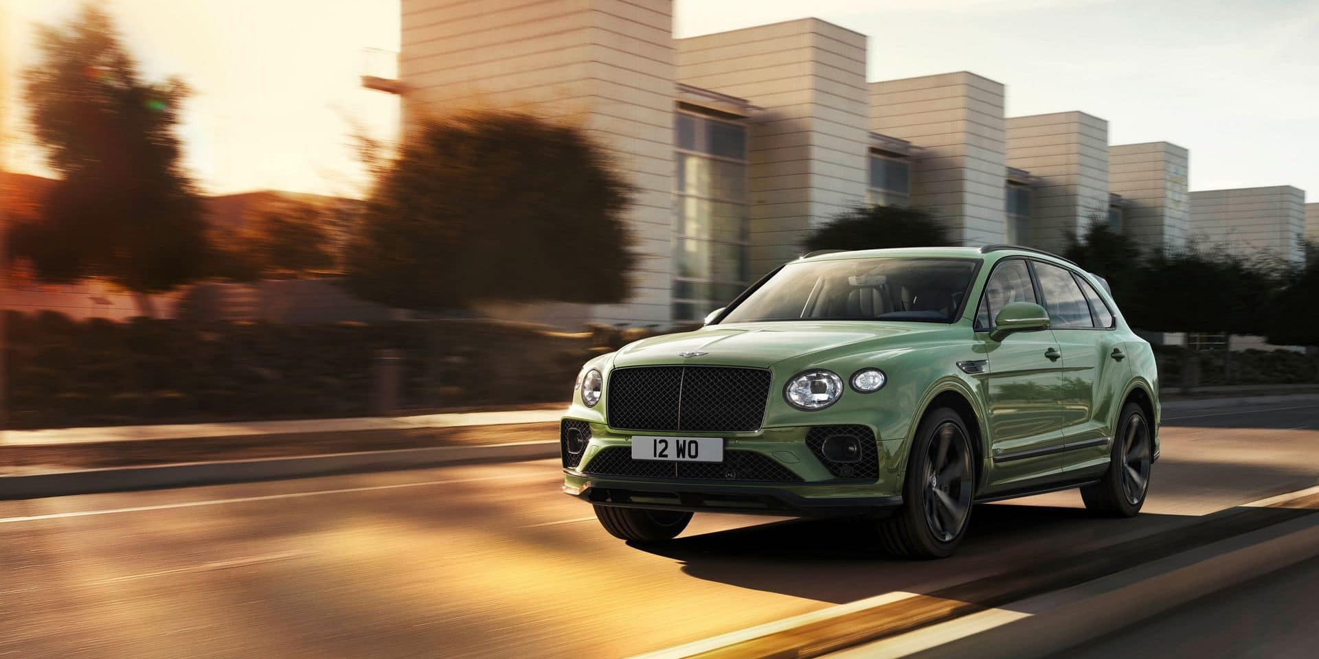 Bentley Bentayga: le monstre s'affine