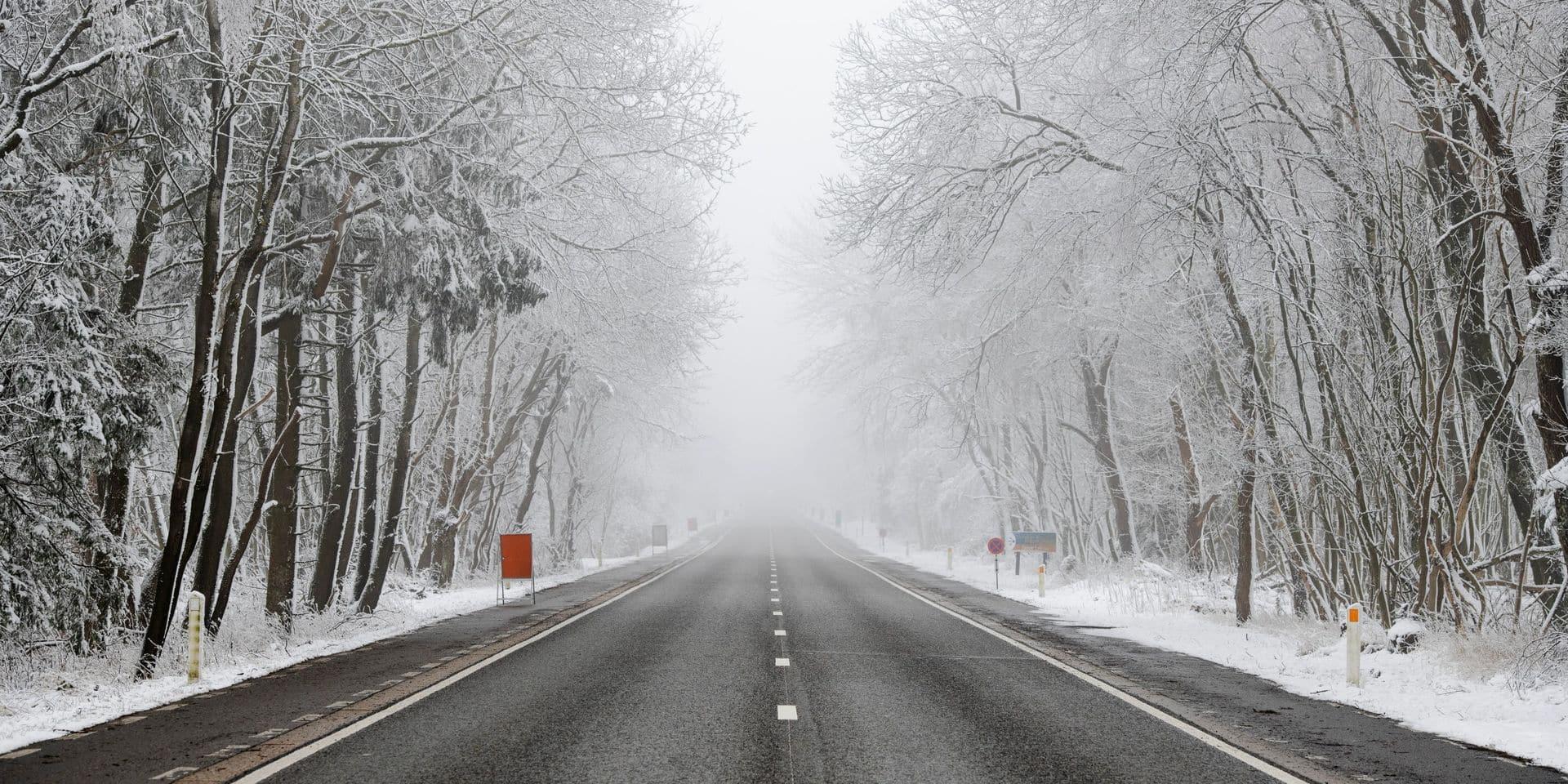 Intempéries : Vigilance renforcée sur les routes wallonnes