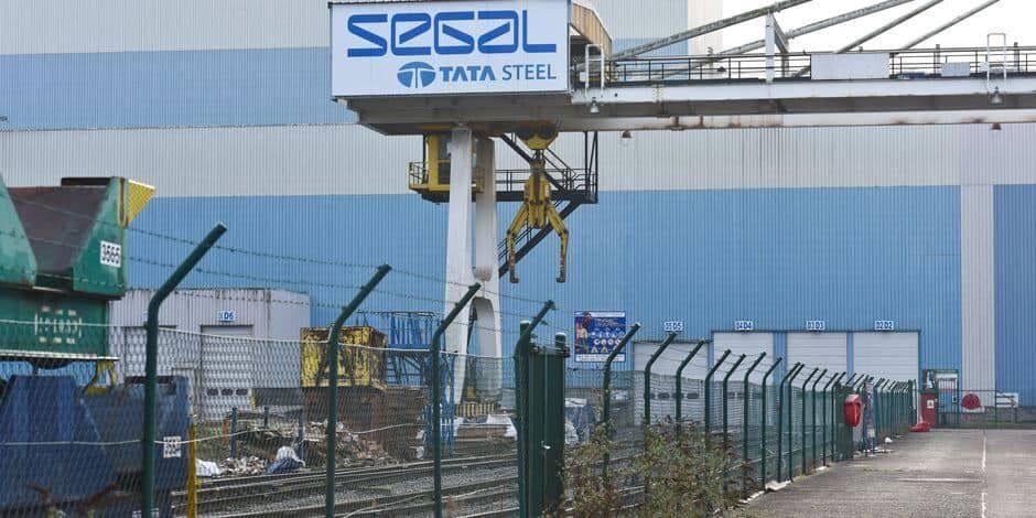 Accident de travail dans l'usine Segal à Ivoz-Ramet