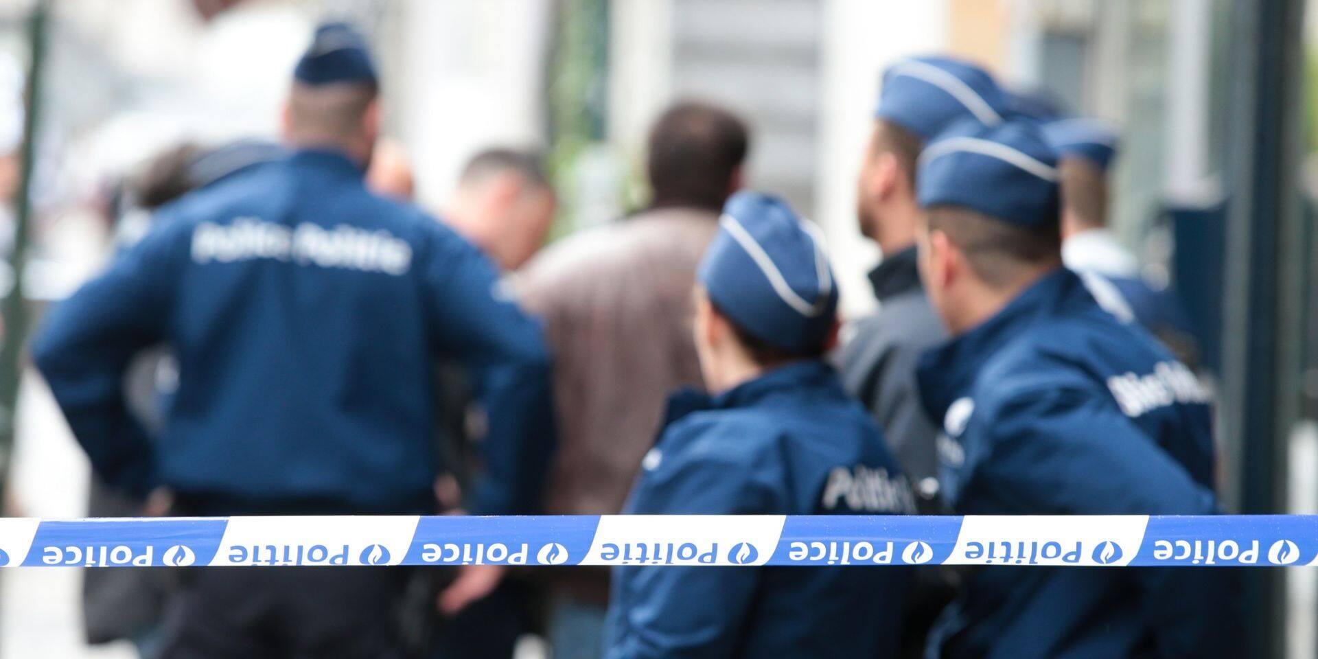 Un homme blessé par balle vendredi soir à Saint-Gilles