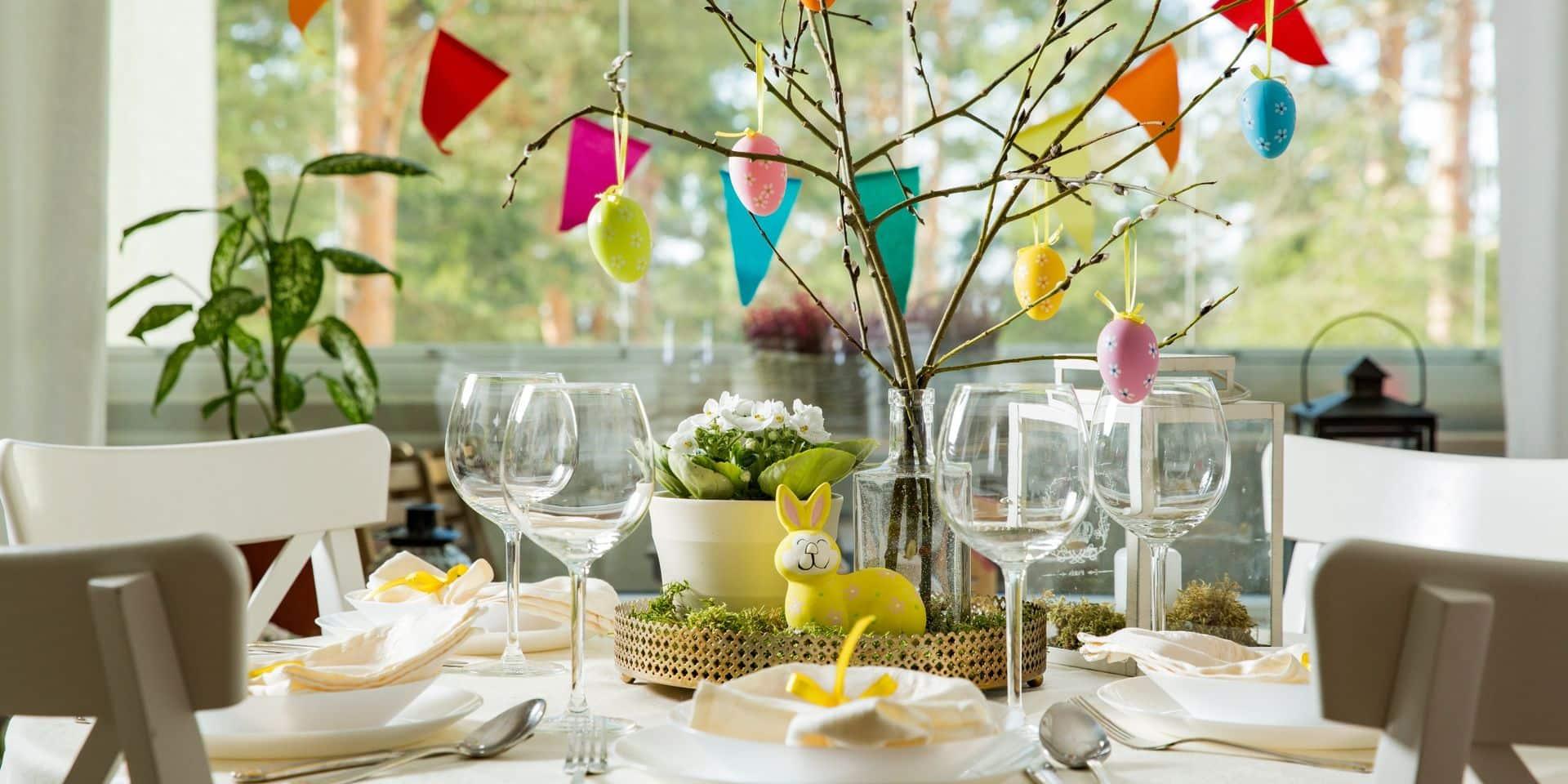 Pâques confiné mais célébré autour d'un bon repas: comme lors des fêtes de fin d'année, le Belge veut se faire plaisir