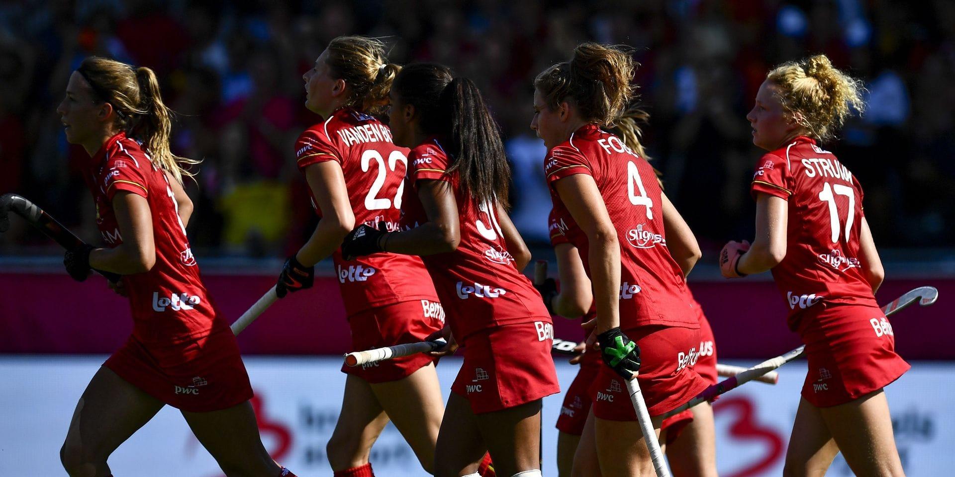Les Red Panthers battent l'Irlande 4-2 et partent en confiance pour leur qualification olympique